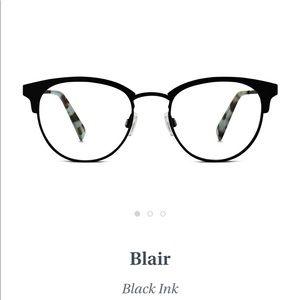 NWOT Warby Parker Blair eyeglasses